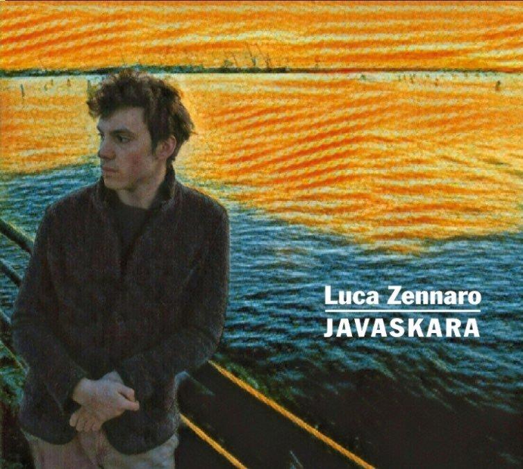 Luca Zennaro Javaskara Copertina CD