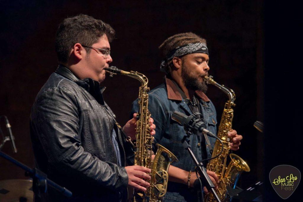 Nicola Caminiti San Leo Music Fest 2016 Castellana Grotte