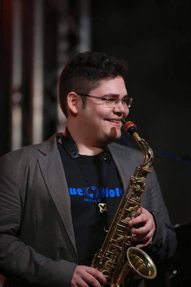 Nicola Caminiti Sax Jazz