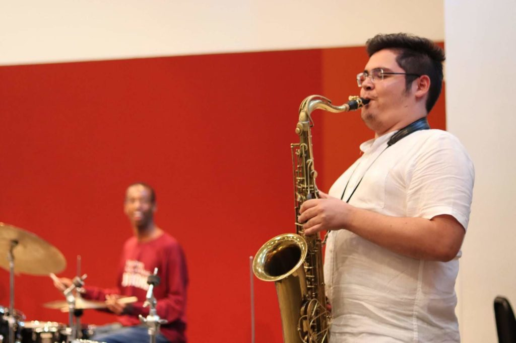 Nicola Tenor saxophone New York