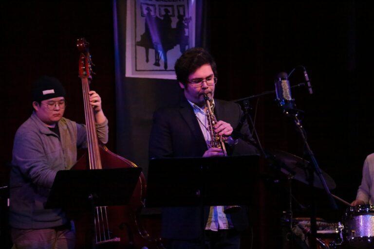Nicola Caminiti Jazz Gallery New York