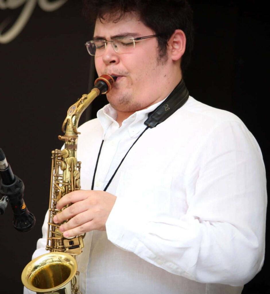 Nicola Caminiti Umbria Jazz 2018