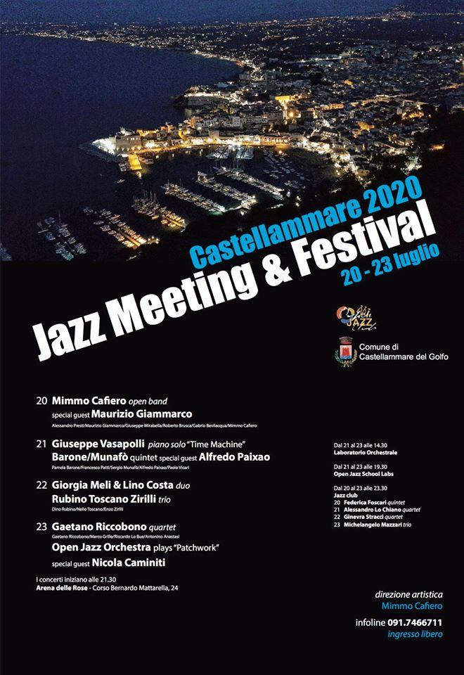 Castellammare Jazz Festival Open Jazz Orchestra