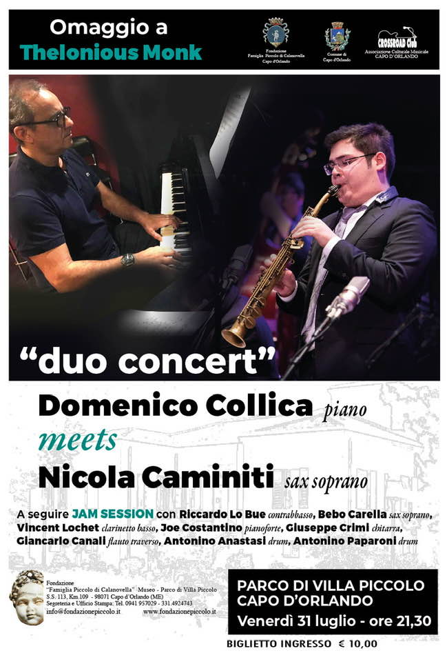 Collica Caminiti Duo Monk