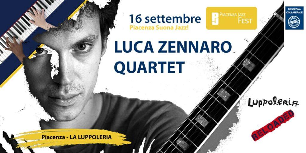 Luca Zennaro Quartet Piacenza