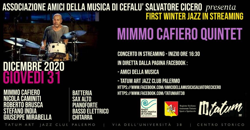 Mimmo Cafiero Quintet